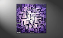 Quadri della serie Mosaico