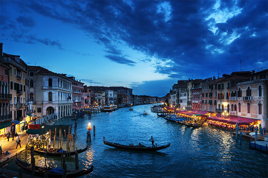 Fototapete Bella Venecia ab 120x80cm