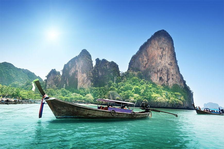 Thailand auf Tapete: Thaidream S bis XXL