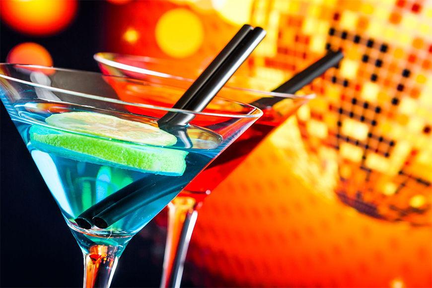Vlies Fototapete Two Cocktails ab 120x80cm