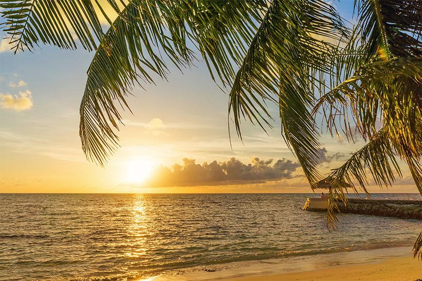 Vlies-Tapete Malediven Moment in 6 Größen