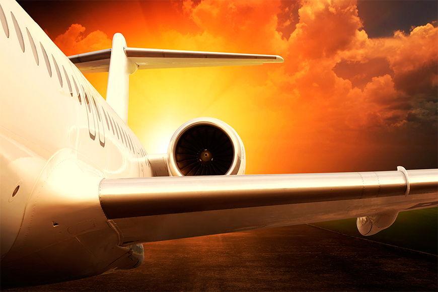 Vliestapete Airplane ab 120x80cm